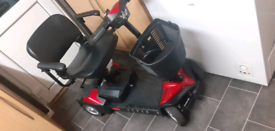 Drive Style + Mobility Scooter