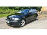 2010/60 BMW 116d 2.0TD 116 D BLACK 5DR CHEAP TAX DELIVERY AVAILABLE PART EX PX