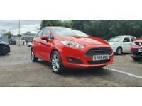 2015 Ford Fiesta 1.2 ZETEC 5d 81 BHP Hatchback Petrol Manual