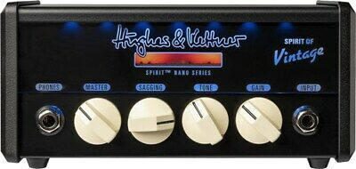 Hughes & Kettner Spirit of Vintage Nano Head