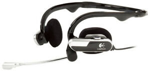 Logitech headset with microphone