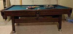 Winnwell pool table