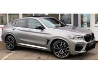 2019 BMW X4 M COMPETITION Auto COUPE Petrol Automatic