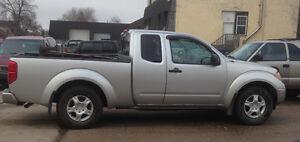 2010 Nissan Frontier Kingcab SV Pickup Truck