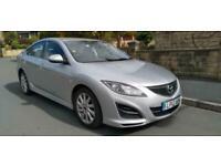 2012 Mazda 6 2.2d [129] Business Line 5dr Cheap car HATCHBACK Diesel Manual