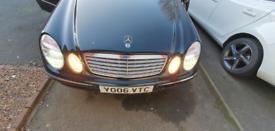 Mercedes e280 7 seater for quick sale