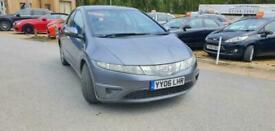 image for 2006 Honda Civic 1.8 i-VTEC SE i-Shift 5dr Hatchback Petrol Automatic