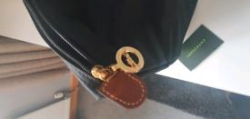 Long Champ handbag Black brand new with tags