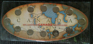 Millennium Canada Coin Collection