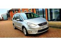 FORD GALAXY 2.0 TDCi 140 Zetec 5dr+new injectors just fitted+service don+7 seats