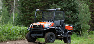 Kubota Utility Vehicles---0% for 48 Months! 2 DEMO UNITS Edmonton Edmonton Area image 1