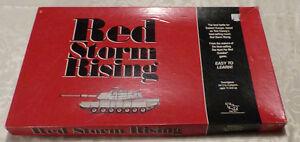 Red Storm Rising Board Game TSR Tom Clancy Kitchener / Waterloo Kitchener Area image 1