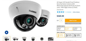 Security Cameras for SALE! $$$$$$$$$$$$