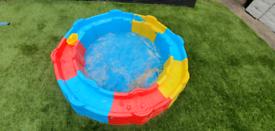Fisher price build n play sandbox