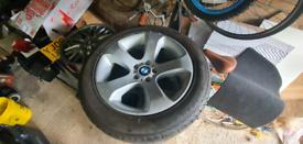 Bmw alloys wheels 19' 132 style x5 stance e46