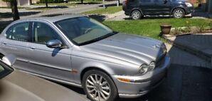2005 Jaguar X-TYPE VDP Sedan