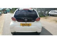 2011 Toyota AYGO 1.0 VVT-i GO 3dr Hatchback Petrol Manual