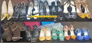 New and Used Womens Shoes
