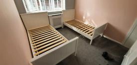 Kids islander single beds by GLTC 2 for sale £90 each!
