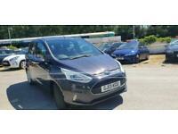 2013 Ford B-MAX 1.6 Zetec Powershift 5dr (EU5) MPV Petrol Automatic
