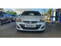 2013 Vauxhall Astra 2.0 SRI CDTI S/S 5d 163 BHP Hatchback Diesel Manual