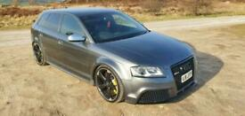 image for 2012 AUDI RS3 2.5 TFSI 380 BHP AUTOMATIC QAUTTRO 5 DOOR HATCH BACK GREY