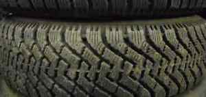 2 good used tires 15 inch=215=75=15===95% Tread Remaining