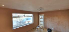 Plasterer / plastering