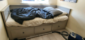 IKEA hemmes day bed
