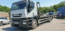 Iveco Stralis 26 ton Flat/ Low Mileage/Free Contactless UK Delivery
