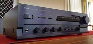 YAMAHA STEREO INTEGRATED AMPLIFIER/PHONO/AUX/MADE IN JAPAN Dandenong North Greater Dandenong Preview