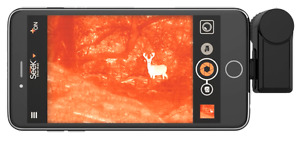 NEW- Thermal Imaging attachment for iphone (range 1800ft)