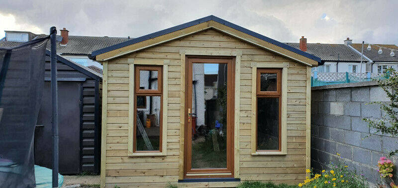 Log Cabin | Summer House | Home Office | Work From Home | Studio | Play Room | Gym | Man Cave