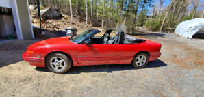 Oldsmobile Cutlass Supreme 1994 convertible