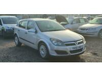 * 55 VAUXHALL ASTRA 1.4L 5 DOOR + ONLY 1.4L ENGINE + BUY FROM YOUR HOME *