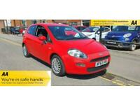 2013 Fiat Punto 1.2 8V Pop 3dr Hatchback Petrol Manual