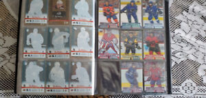 Tim Hortons hockey cards. Almost complete set $300 obo.