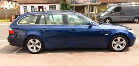 ⛔ BMW 525i ESTATE ⛔ PX SWAP 4x4 vw caddy golf gti 330i audi a3 porsche
