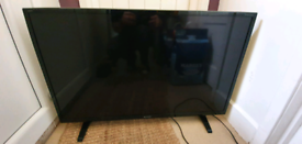 Faulty Sharp LCD tv 40""