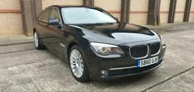 image for 2011 BMW 7 Series 730d SE 4dr Auto SALOON Diesel Automatic