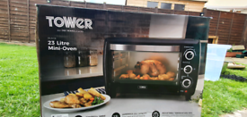 Oven... table top oven RRP £100