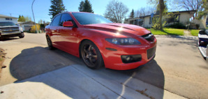 2007 Mazdaspeed 6 AWD 500hp