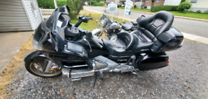 Honda goldwing 2006