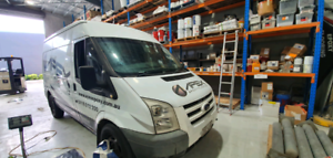 Ford transit 2008 mid top