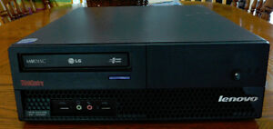 kit ordinateur de table compact Lenovo M57P