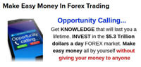 learn to trade Forex, Futures, Stock and make money online