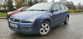 For sale Ford Focus Zetec automatic 1.6 petrol Year 2006