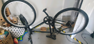 Bike wheel just needs back on
