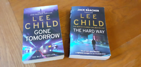 2 Lee Childs books