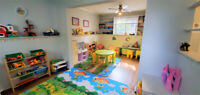 HOME DAYCARE IN PINCOURT!